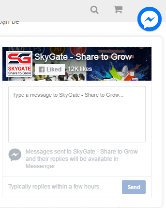Tích hợp chat facebook vào website WordPress