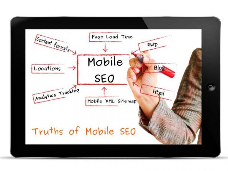 Một số điều cần biết khi SEO Mobile