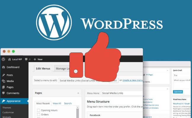 Một số lưu ý khi sử dụng mã nguồn WordPress