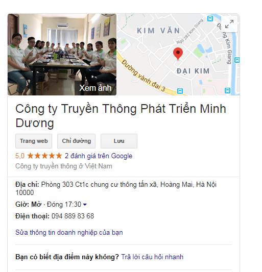 Hướng dẫn seo google business, Google map hiệu quả nhất