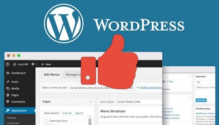 Tạo web miễn phí với WordPress.com