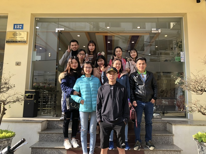 Công ty truyền thông phát triển Minh Dương du lịch 2018