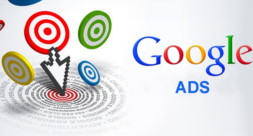 Google ads quảng bá sản phẩm qua tìm kiếm google