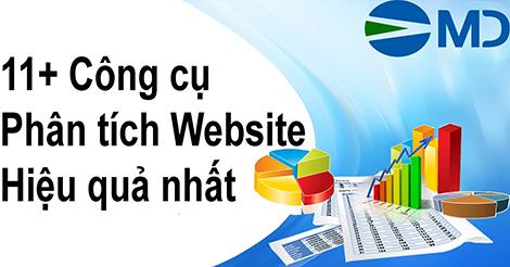 11+ Công cụ phân tích Website hiệu quả nhất 2020