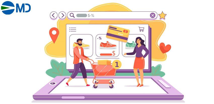 """Xu hướng thiết kế web bán hàng Online giúp doanh thu tăng """"ầm ầm"""" 1"""