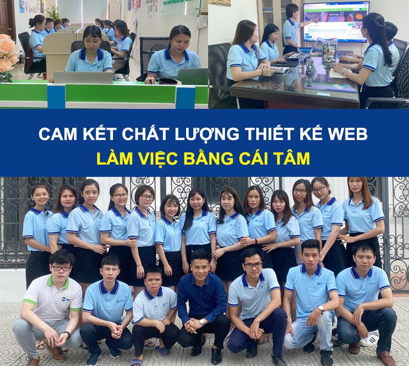 Thiết kế website minhduong web