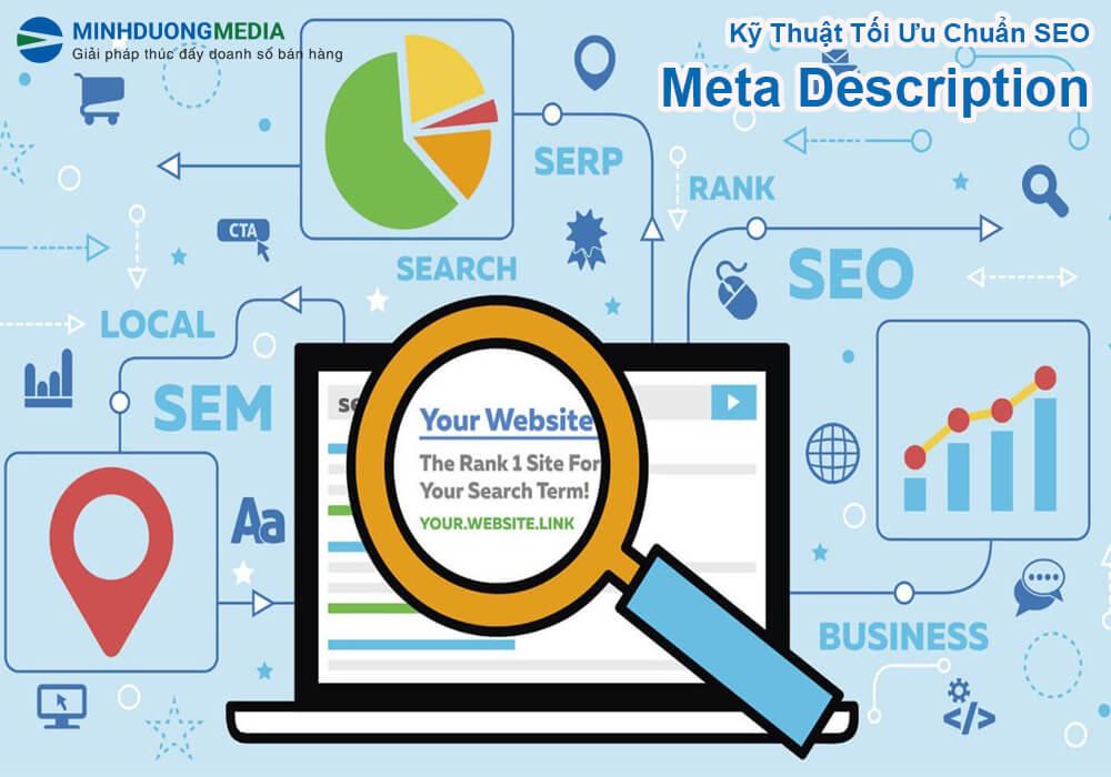 Cách tối ưu thẻ meta description chuẩn SEO