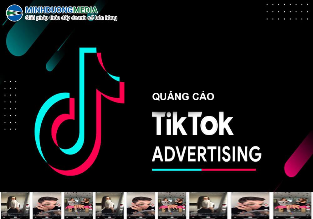 Dịch vụ quảng cáo tik tok ads